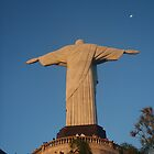 Christ the redeemer  by Elliott  Egan