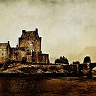Eilean Donan Castle, Scotland. by Aj Finan