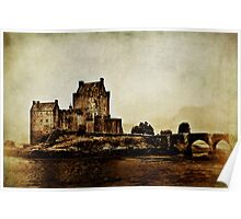 Eilean Donan Castle, Scotland. Poster