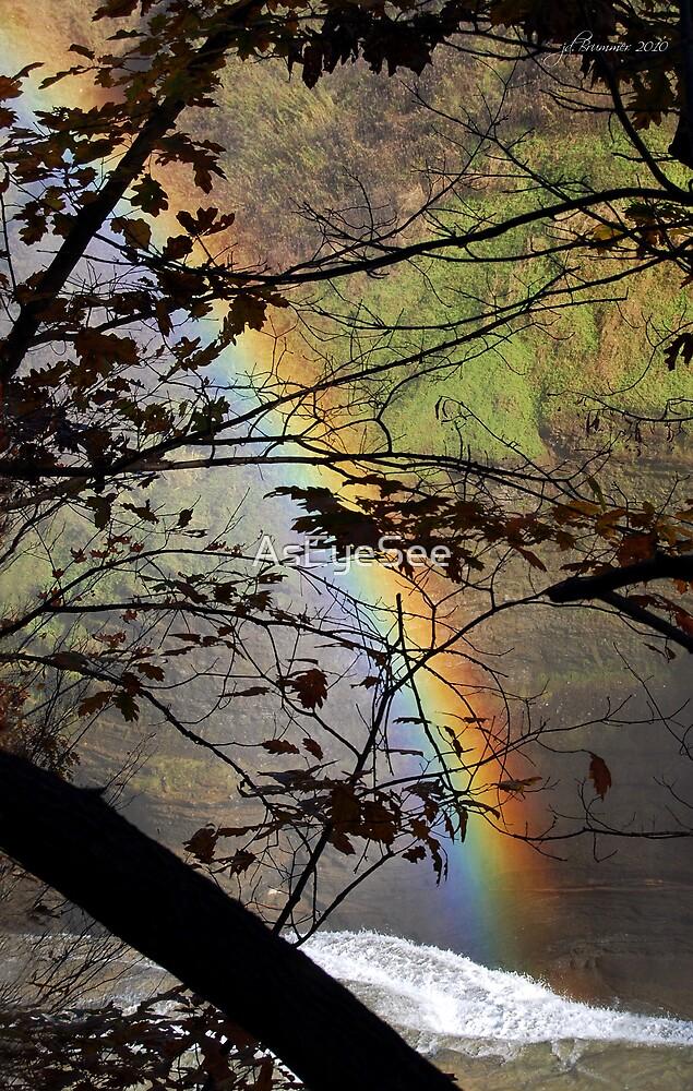 Peek-a-bow by AsEyeSee