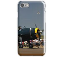 Avenger 441,Evans Head Airshow,Australia 2010 -  iPhone Case/Skin