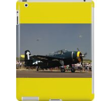 Avenger 441,Evans Head Airshow,Australia 2010 -  iPad Case/Skin