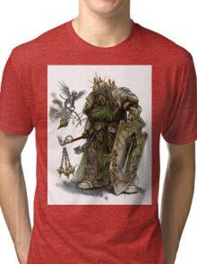 Dark Angel Deathwing Knight Tri-blend T-Shirt