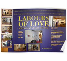 Labours of love....... QUILTING...... Poster