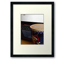 Christmas Morning Joe Framed Print