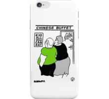 All You Can Eat For A Tenner. iPhone Case/Skin