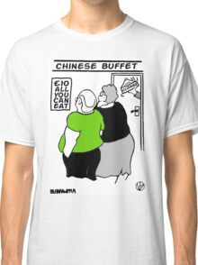 All You Can Eat For A Tenner. Classic T-Shirt