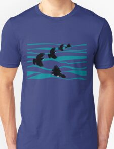 Tuis and the Blue Ocean T-Shirt