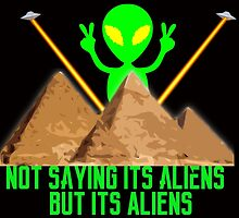 Not Saying It's Aliens.... by kurticide