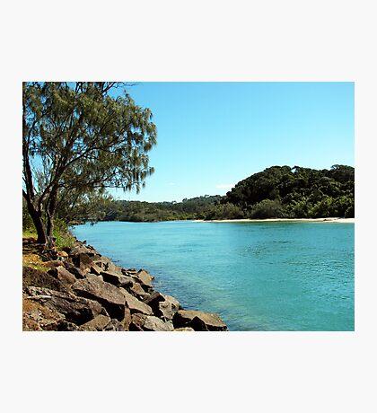 Brunswick River NSW Australia  Photographic Print