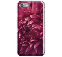 Dahlia Drama iPhone Case/Skin