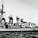 DDR 838USS Ernest G Sm,all  59&#x27; -1952-1960 by David M Scott