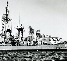 DDR 838USS Ernest G Sm,all  59' -1952-1960 by David M Scott
