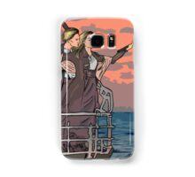 Titanic selfie Samsung Galaxy Case/Skin