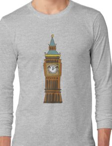 Cute Big Ben Tee Long Sleeve T-Shirt