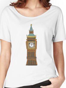 Cute Big Ben Tee Women's Relaxed Fit T-Shirt