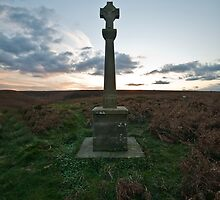 Wheeldale Moor Monument by WhartonWizard
