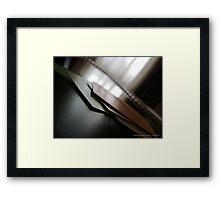 CRESCENDO  #94451 Framed Print