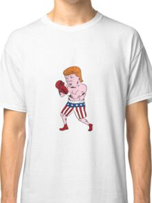 Donald Trump 2016 Republican Boxer Classic T-Shirt