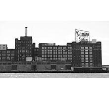 Domino Sugar - Baltimore MD Photographic Print