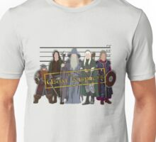 The Usual Suspects - Heroes Unisex T-Shirt