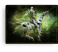 charge Canvas Print