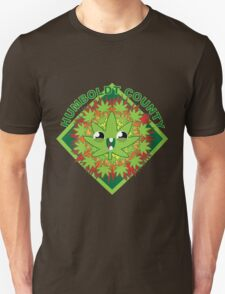 Humboldt county Cute pot plant T-Shirt