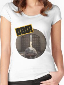 CS-GO-BOO! Women's Fitted Scoop T-Shirt