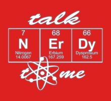 Talk Nerdy to me... Kids Clothes
