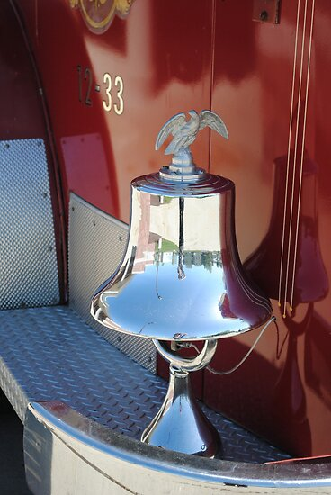 Fire Bell - LaFrance by maryevebramante