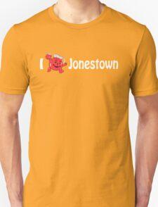I love jonestown Unisex T-Shirt