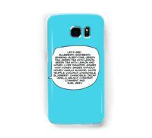 Tea with Ramona Samsung Galaxy Case/Skin