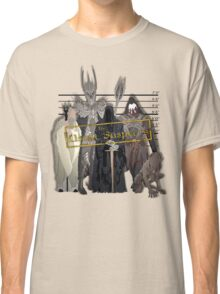 The Usual Suspects - Villains Classic T-Shirt