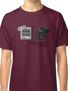 Juicy - Super Nintendo Sega Genesis Classic T-Shirt