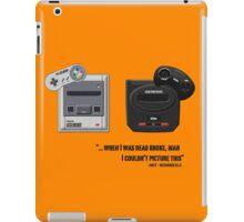 Juicy - Super Nintendo Sega Genesis iPad Case/Skin