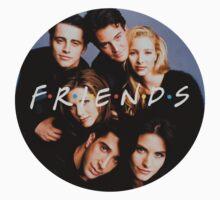 Friends  Kids Tee