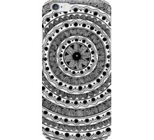 Black and White #3 iPhone Case/Skin