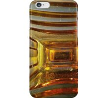 Abstract of cut glass iPhone Case/Skin