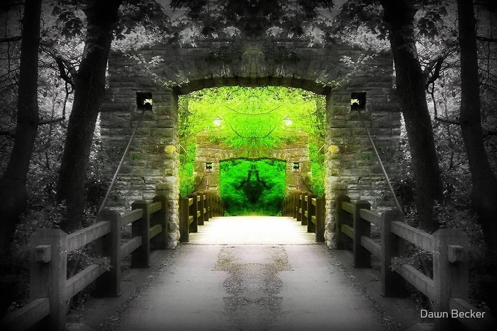 Enter Paradise © by Dawn Becker
