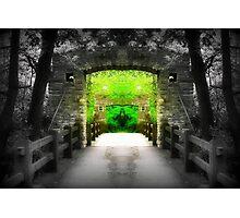 Enter Paradise © Photographic Print