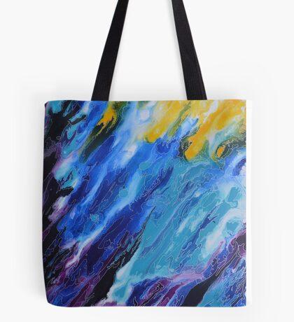 cool flow Tote Bag