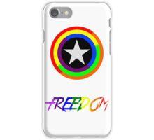 Captain Freedom iPhone Case/Skin