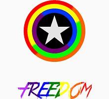 Captain Freedom Unisex T-Shirt