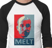 Melt. Men's Baseball ¾ T-Shirt