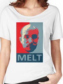Melt. Women's Relaxed Fit T-Shirt