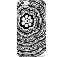 Black and White #5 iPhone Case/Skin