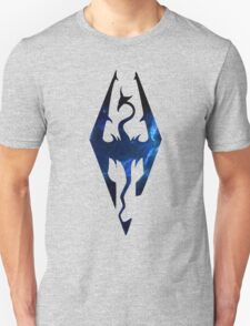 Galaxy Skyrim  T-Shirt