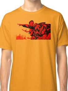 North Korean Propaganda - Charge Classic T-Shirt
