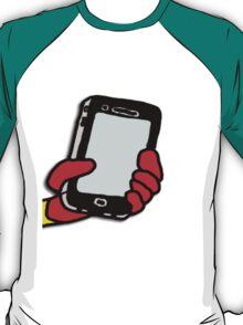 iPhone 4 Vector T-Shirt