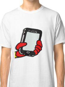 iPhone 4 Vector Classic T-Shirt